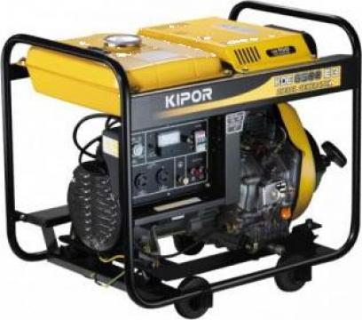 Inchirieri generatoare curent Kipor 6kw de la Prodrupo Consulting
