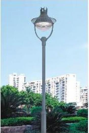 Stalp iluminat parcuri zone rezidentiale PLGSP3 de la Palagio System Group