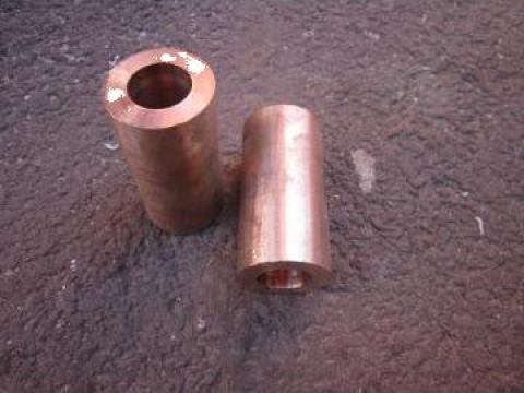 Bucsa din bronz D42 x d28 x L51mm de la Baza Tehnica Alfa Srl