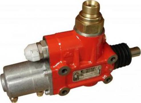 Distribuitor basculare 150 litri de la Echipamente Hidraulice Srl