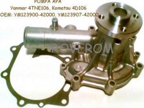 Pompa apa Yanmar 4TNV106T, Komatsu 4D106, S4D106