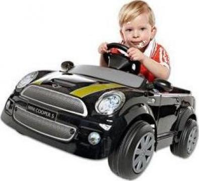Jucarie Masinuta cu pedale Mini Cooper S