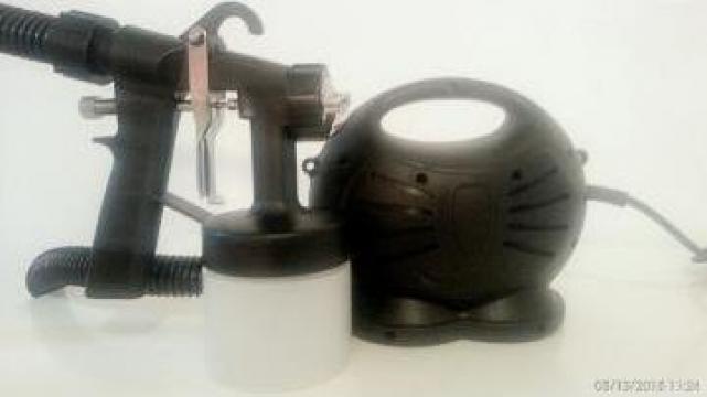 Aparat de bronzare organica Happy Spray Gun de la Sud Sudvrwe SRL
