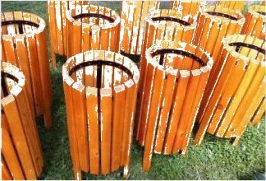 Cos lemn fag de la Urban Biaplus AVR Srl
