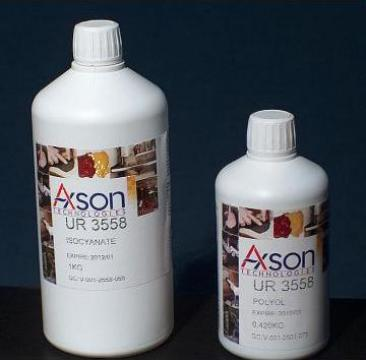 Rasina poliuretanica flexibila UR 3558 de la Contras Srl