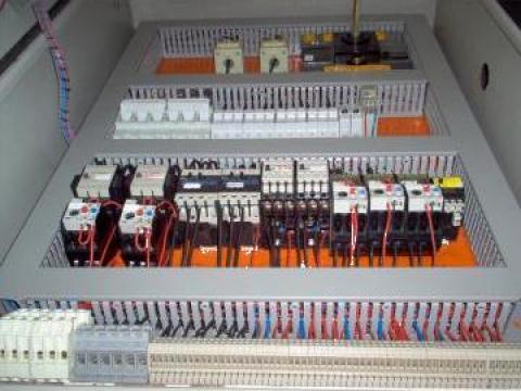 Tablouri electrice de la Instal De Frig SRL