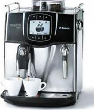 Inchiriere espressor Saeco de la Express Coffee Services Srl
