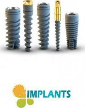 Implanturi dentare de la Biotec Implant