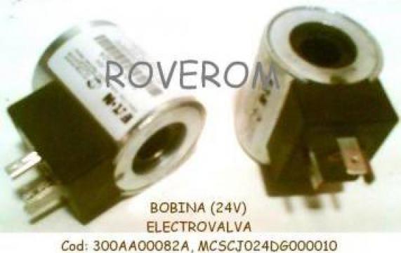 Bobina 24V, D13X46mm, electrovalva hidraulica de la Roverom Srl