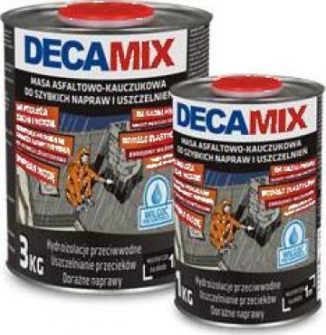 Pasta bituminoasa reparatii si etansari rapide Decamix