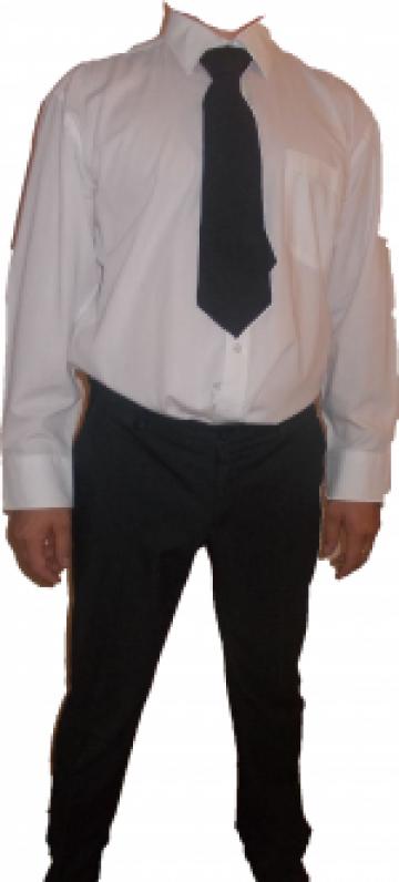 Cravate negre barbati