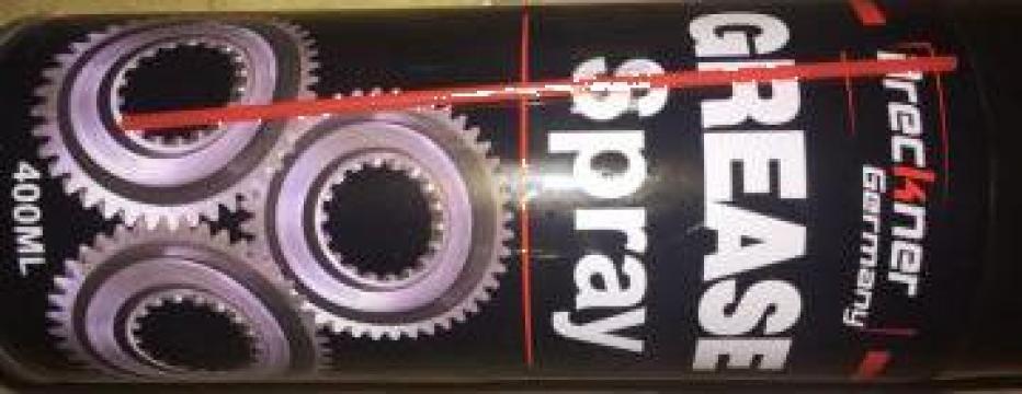 Spray vaselina Breckner de la Baza Tehnica Alfa Srl