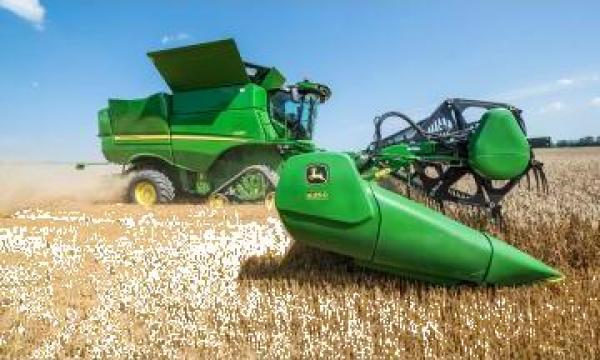 Piese schimb pentru tractoare si combine agricole John Deere de la Instalatii Si Echipamente Srl