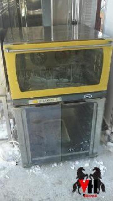 Cuptor cu dospitor Unox 60x40cm second hand de la UHR Horeca