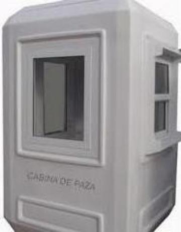 Container paza pentru portar