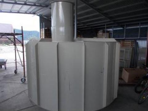 Rezervoare subterane verticale 10000 litri de la Eco Rotary SRL