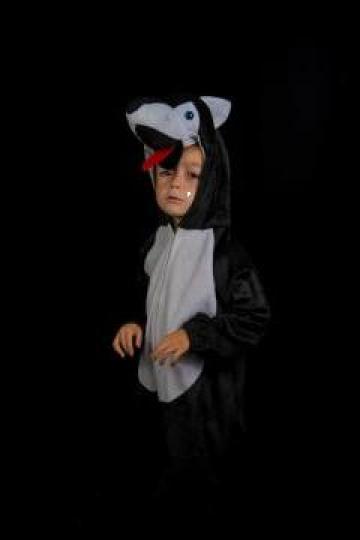 Inchiriere costum serbare copii Lup 037 de la Sabine Decor Shop Srl-d