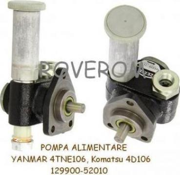 Pompa alimentare Yanmar 4TNE98, 4TNE106, Komatsu 4D106