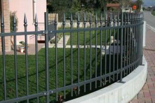 Gard confectie metalica