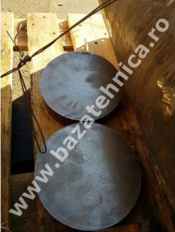 Bara de fonta FC250 fi 150x10 mm de la Baza Tehnica Alfa Srl
