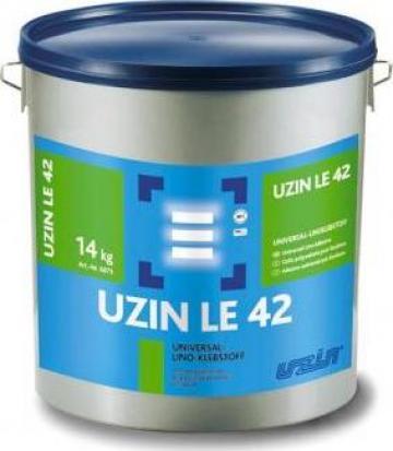 Adeziv rapid pentru linoleum Uzin LE 42