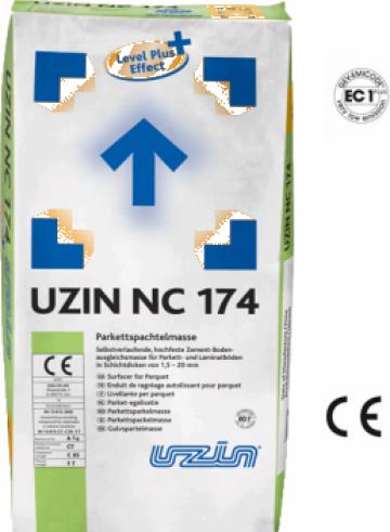 Sapa autonivelanta pentru pardoseli din lemn Uzin NC 174