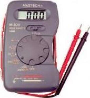 Multimetru digital T051 de la Gabcors Instruments Srl