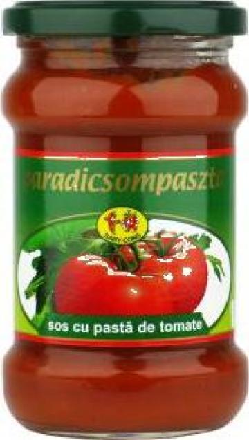 Sos cu pasta de tomate 314 ml