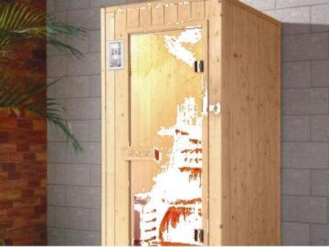Sauna traditionala Raisio 1000x1050x1900 mm