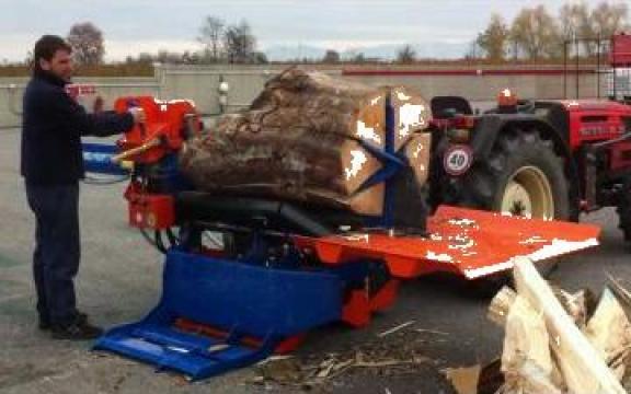 Despicator de lemn Balfor Pro 35 pentru busteni de la Progema Forest Srl