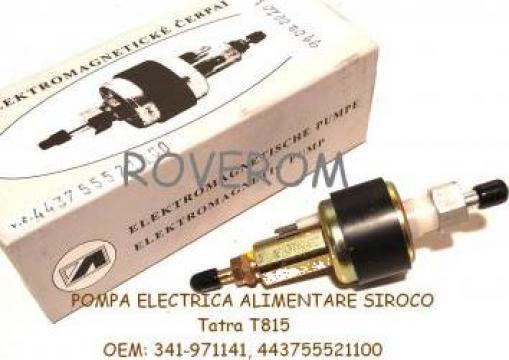 Pompa electrica alimentare siroco Tatra T-815 de la Roverom Srl