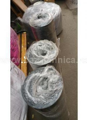 Covor de cauciuc electroizolant 6x800x3000 de la Baza Tehnica Alfa Srl