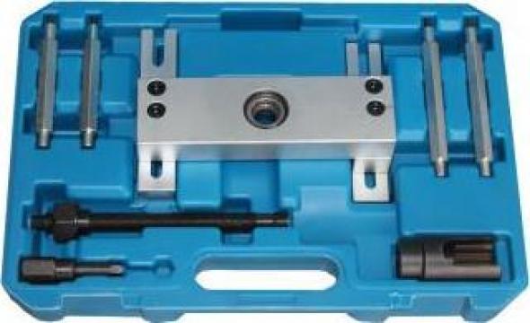 Kit pentru extras injectoare BMW Common Rail m47, m57 - ZK-1 de la Zimber Tools
