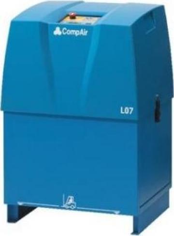 Compresor de aer cu surub Premium Compair, L 11 de la Nascom Invest