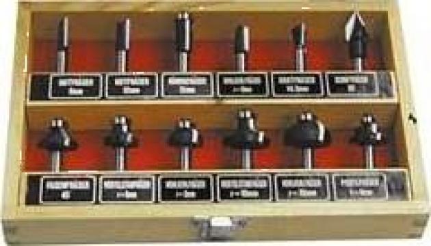 Set - freze din carbura 7929-021 de la Nascom Invest