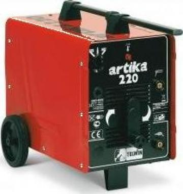Transformator sudura Artika 220 de la Nascom Invest
