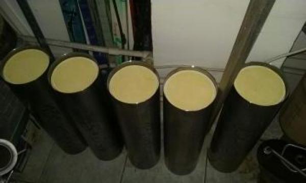 Monoliti filtru de particule