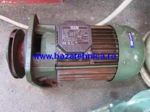 Rebobinari, reparatii motor pompa de la Baza Tehnica Alfa Srl