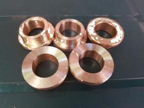 Bucsa din bronz fi 15 x fi 30 x 60 mm, CuSn10Pb10 de la Baza Tehnica Alfa Srl