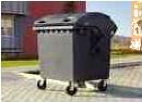 Container gunoi plastic 1100L