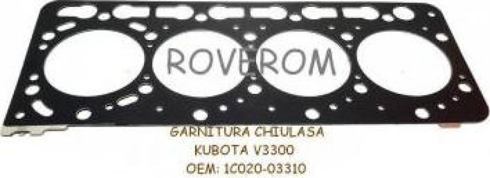 Garnitura chiuloasa Kubota V3300, Bobcat S220, S250, S300