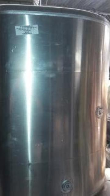 Rezervor 365 litri aluminiu