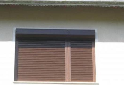Rulouri exterioare din aluminiu si PVC de la Ii Bozai Vasile Valentin