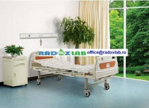 Paturi spital de la Radoxlab Grup Romania