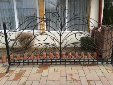Gard fier forjat PA0015 de la Vietta Srl