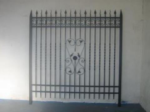 Gard fier forjat PA0064 de la Vietta Srl