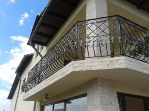 Balcon din fier forjat 033