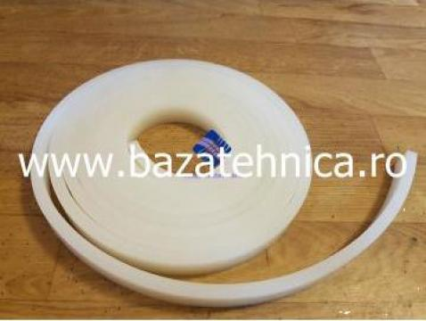Snur cauciuc siliconic 25x10x5000 mm de la Baza Tehnica Alfa Srl