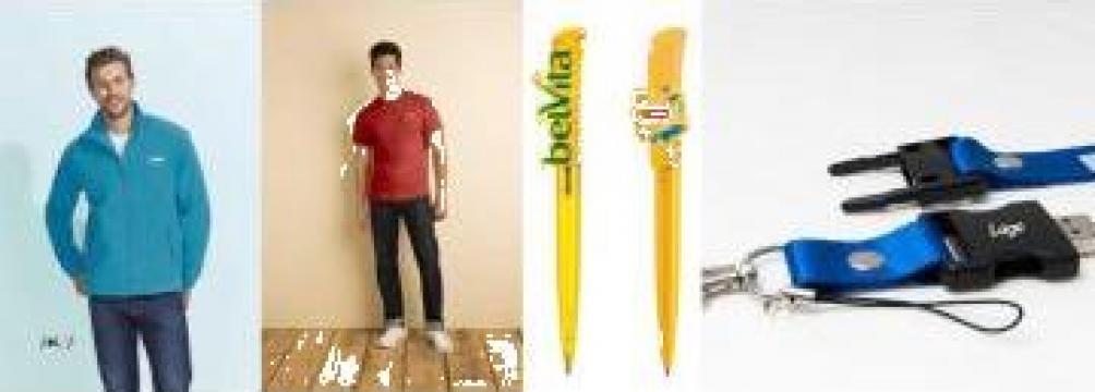 Obiecte promotionale de la Sc Mir & Co Grafic Srl