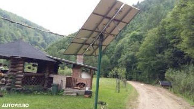 Instalatie fotovoltaica cu panouri Shell de la Tuscher & Milas Company Srl